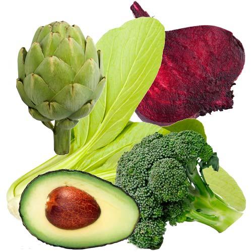 16 alimentos que ajudam a  desintoxicar e purificar o organismo e ainda eliminam quilos extras