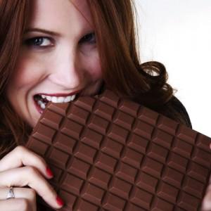 desejo chocolate