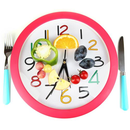 Os melhores horários para comer e perder peso