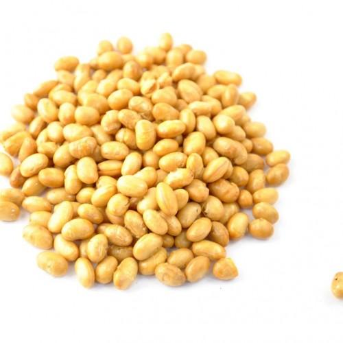 Os benefícios da proteína da soja para ganho de massa muscular