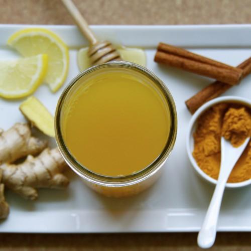 Chá de gengibre para melhorar a disposição e acelerar o metabolismo!