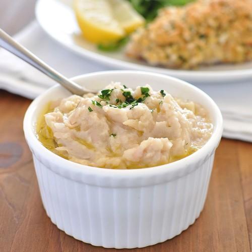 Purê de feijão branco: veja como ele pode substituir a batata no purê e oferecer benefícios a sua saúde!