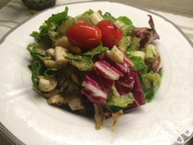 Minha salada 2