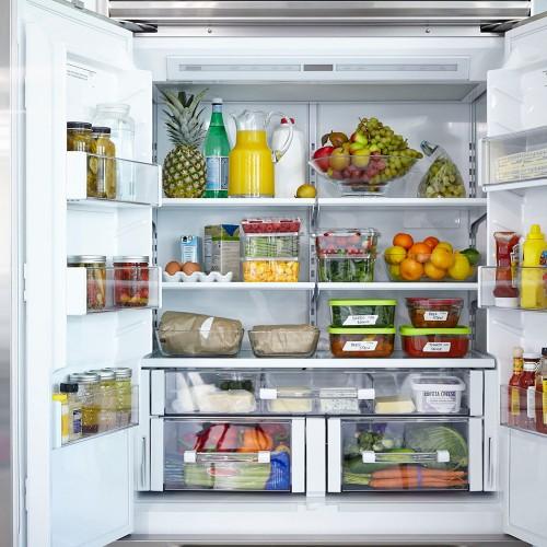 Como sua geladeira pode ajudar na dieta?