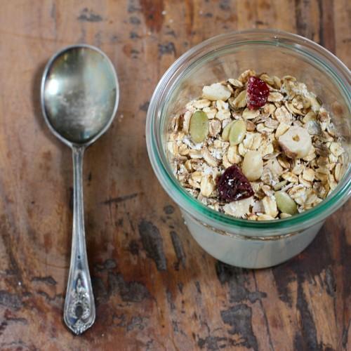 Faça sua própria granola em casa!