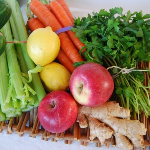 5 frutas para variar o suco verde