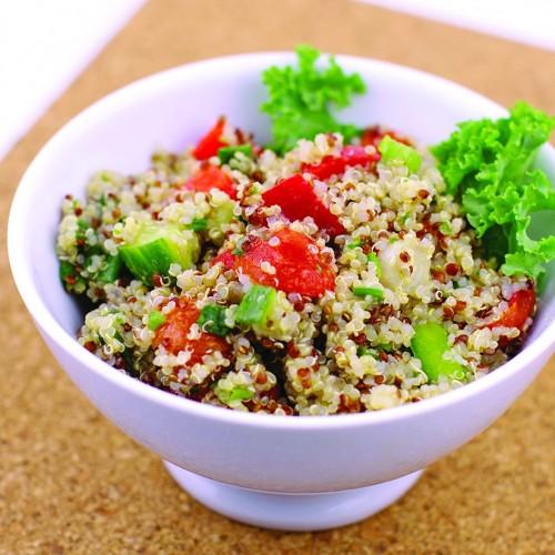 5 motivos para incluir quinua na dieta