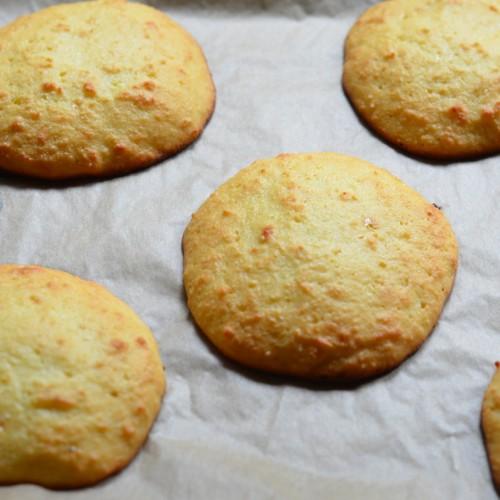 Biscoito de queijo sem glúten