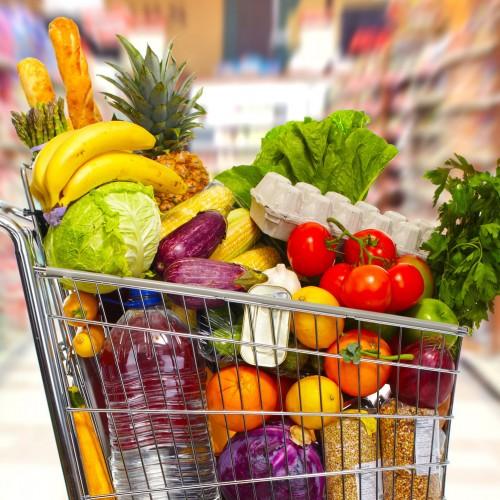 Lista de compras: itens básicos para uma alimentação saudável