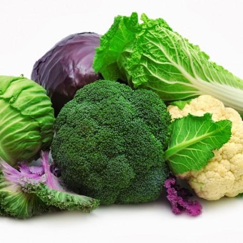 Brócolis e couve afetam sua tireóide?