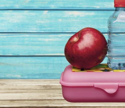 5 ideias para montar uma lancheira saudável