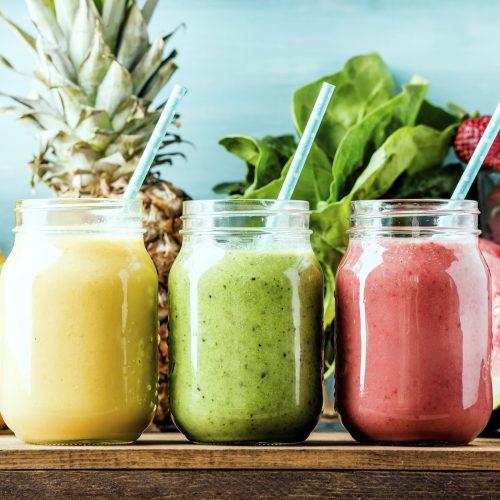 3 combinações poderosas para sucos deliciosos e refrescantes