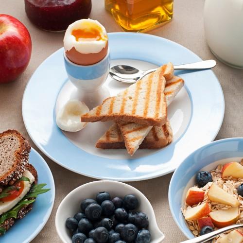 6 regras do café da manhã para perder peso e melhorar a disposição