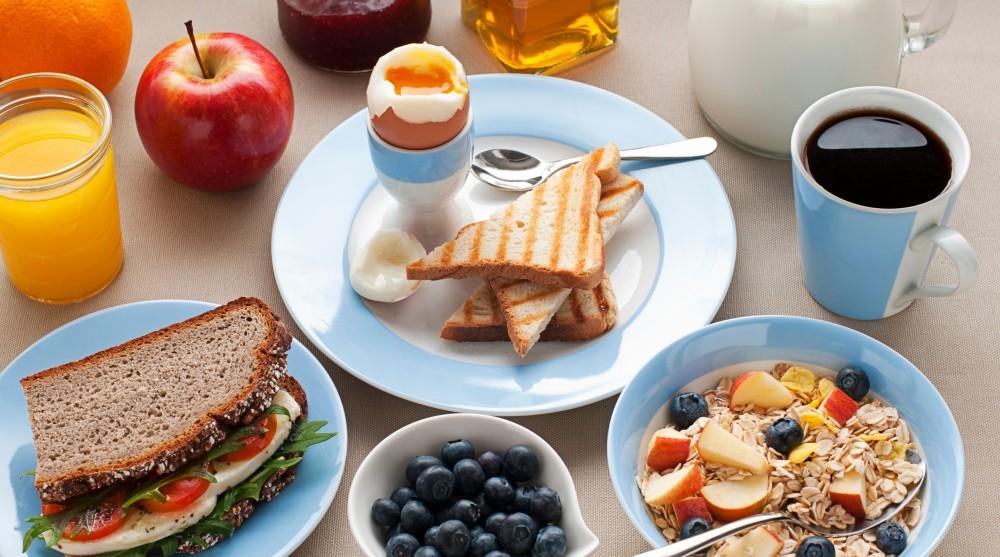 alimentos para perder peso no cafe da manha