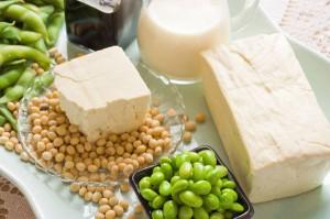 produtos a base de soja