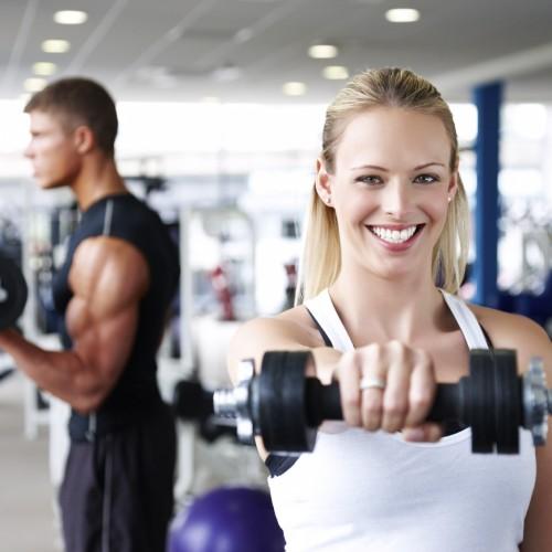 Conheça os benefícios do treinamento com peso