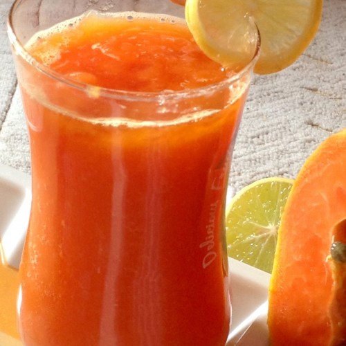 Suco calmante: acalme os nervos durante a copa!