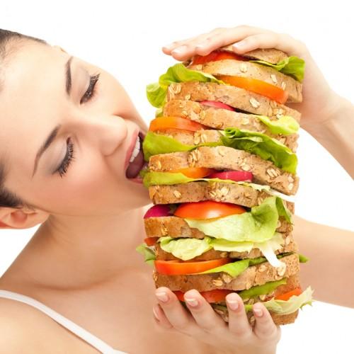Você come, come... Mas nunca fica satisfeito (a)? Então LEIA!
