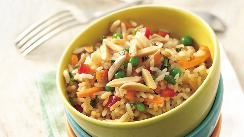 arroz primavera
