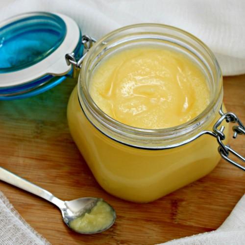 Manteiga clarificada: uma maneira saudável de substituir a margarina