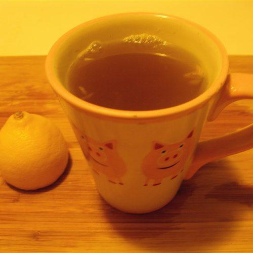Chá da imunidade - instruções passo a passo e o segredo que faz diferença